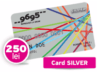 Cardul Silver 9695